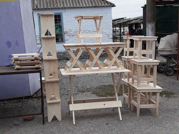 Изготовляю изделия с дерева
