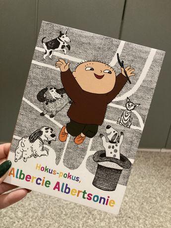 DVD Hokus-pokus Albercie Albertsonie
