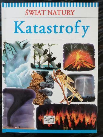 Katastrofy. Świat natury. Joyce E. Newson, wyd. Arti, 2004,stan bdb!