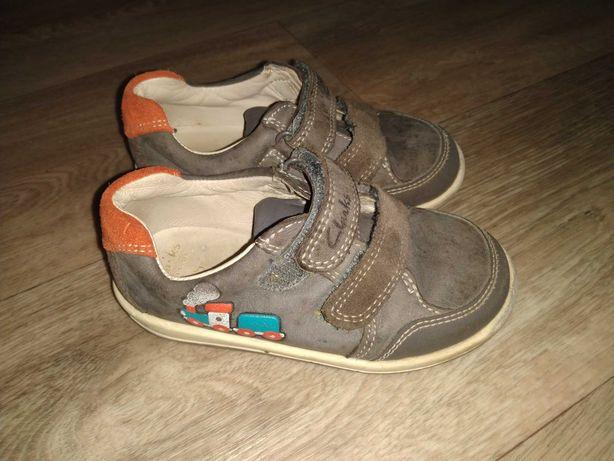 Туфли для мальчика Clarks