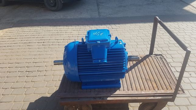 Silnik elektryczny 20 kW z układem gwiazda trójkąt