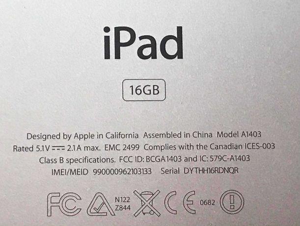 продам IPad 3 16GB запчасти