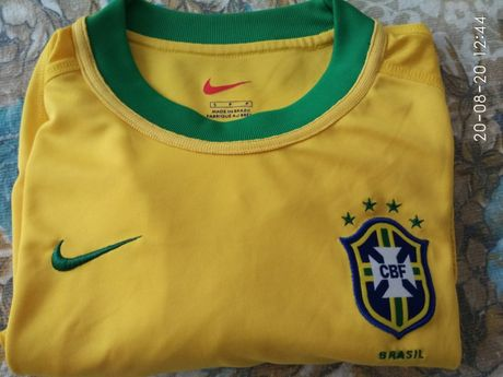 Camisola Selecção Brasil - Nike