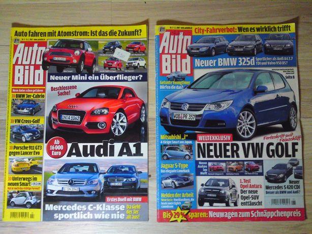 AutoBild 2007 12 numerów