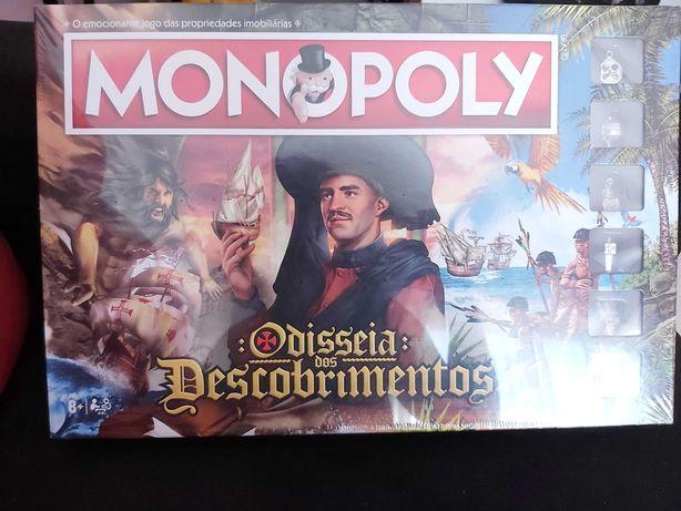 Monopoly/Monopólio A Odisseia dos Descobrimentos NOVO