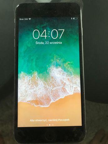 iPhone 6 Plus 16 GB stan idealnym z pancerna obudowa i nowym ekranem