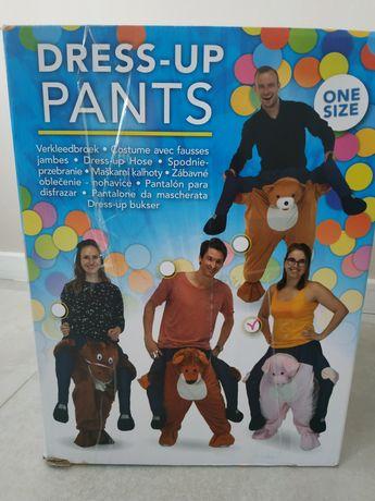 Kostium świnka spodnie