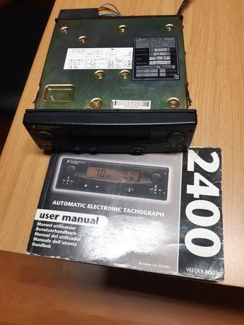 Tacografo automático elect.