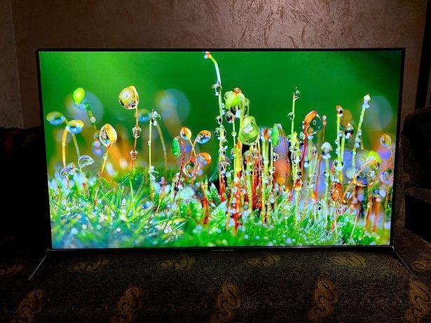 Телевизор Bravis ELED-55Q5000 Smart+T2, 4K