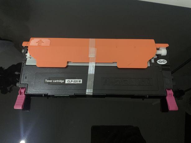 CLP-320 M Toner Cadrige