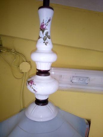Lampa sufitowa kwiaty vintage hit