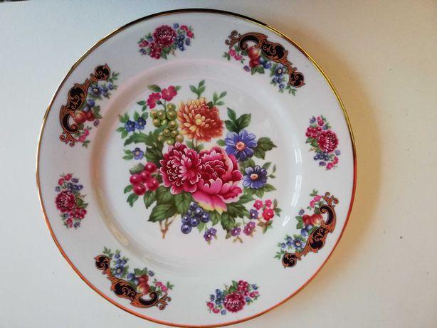 Prato decorativo porcelanas de Portugal.