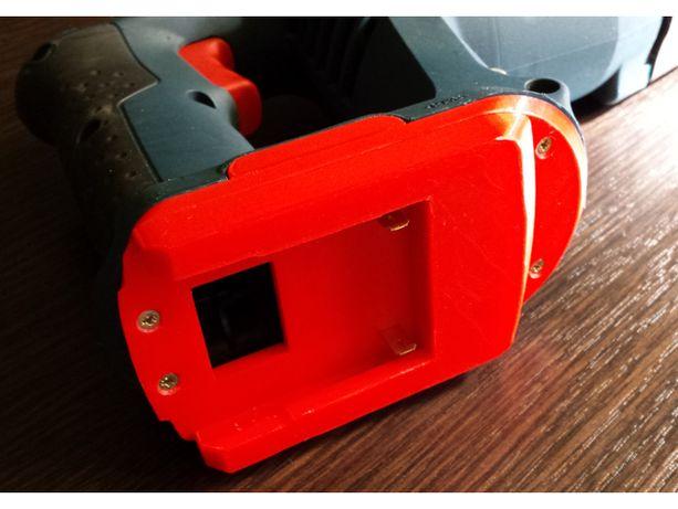 Adapter Bosch 14.4 / 18V GBA na Bosch 18V Ni-MH np GSA 18 VE