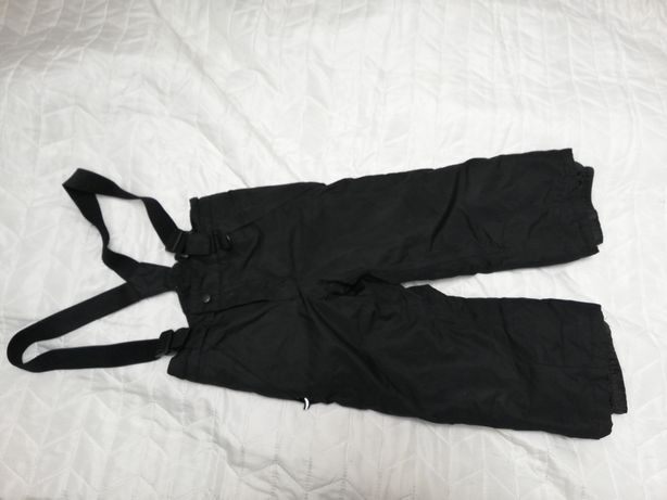 Spodnie narciarskie, śniegowce 98/104