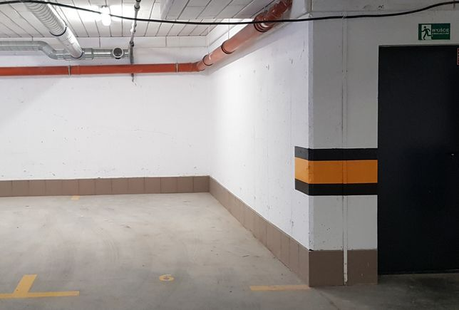 Parking - miejsce podziemne - Osiedle Bajkowe