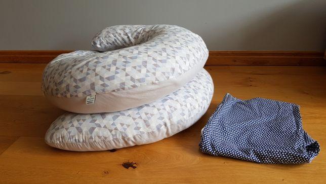 Bololo Poducha do spania dla kobiet w ciąży typ C + poszewka