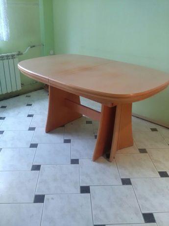 Stół rozkładany owalny