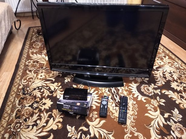 Telewizor Funai Lh850 32 cale LCD + Dekoder Wiwa Super stan