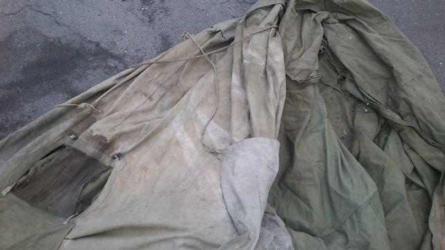 палатка времен ссср