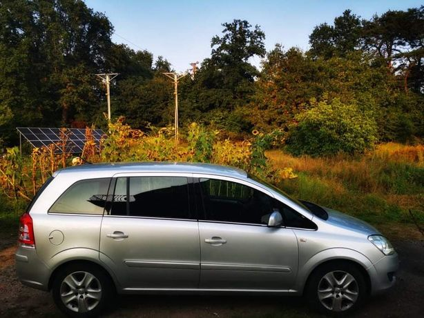 Opel Zafira B 1.7 CTDi, 110 KM, 2010r opłacone, doinwestowane, zadbane