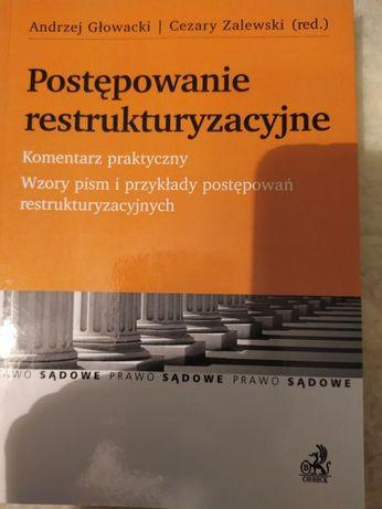 Postępowanie restrukturyzacyjne. Komentarz praktyczny