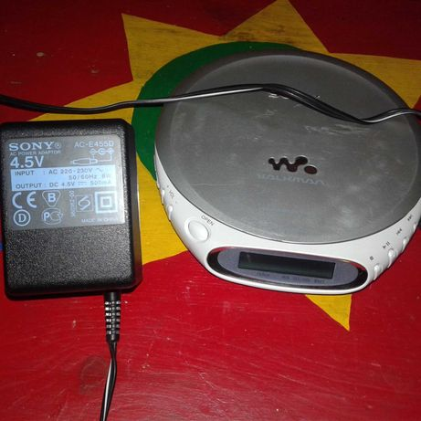 Discman Sony D-EJ360