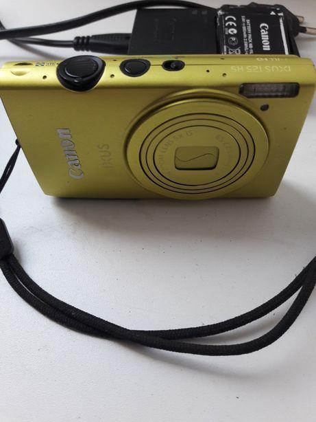 Фотоаппарат Canon IXUS 125 HS