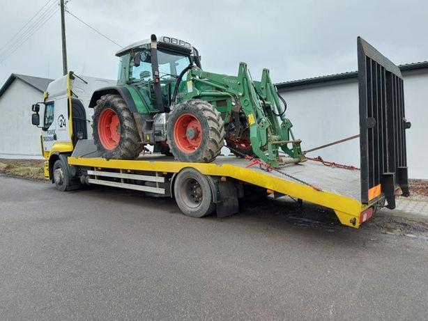 Transport Maszyn traktory koparki Kombajny ładowarki wózki bobcaty