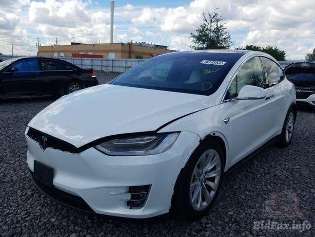 Продам запчасти Tesla Model X, крылья, двери, фары и т.д.