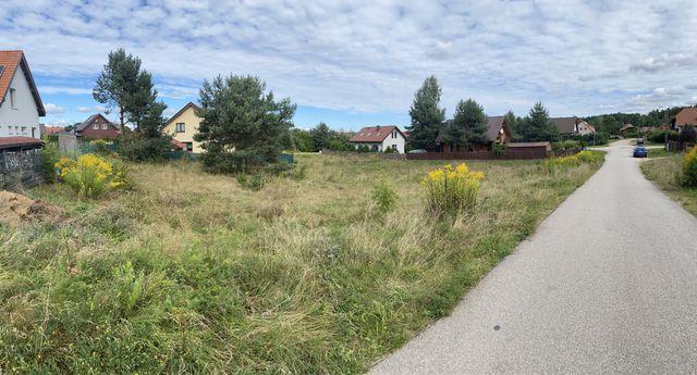 Działka budowlana uzbrojona na warmii Giedajty ul. Leśna
