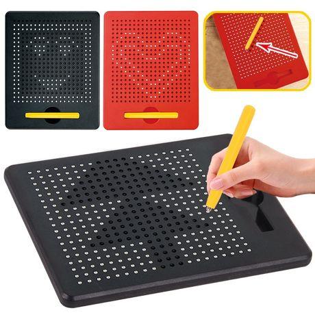 Магнитная доска планшет для рисования MagPad 380 деталей