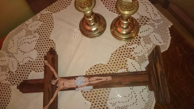 Crucifixo antigo /arte sacra