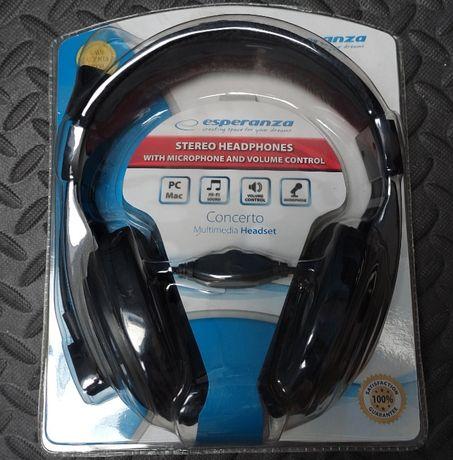 Nowe słuchawki z mikrofonem!