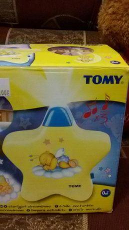 Музыкальна звездочка ночник фирмы Tomy