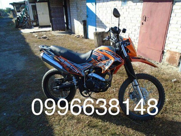 Продам мотоцикл ендуро Geon 250