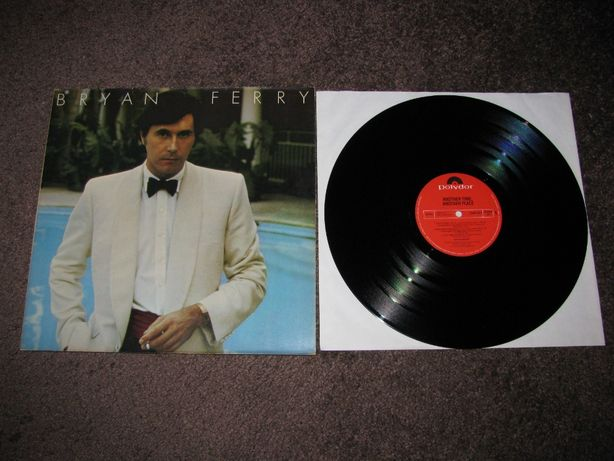 Bryan Ferry – Another Time, Another Place, płyta winylowa