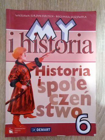 My i historia 6. Podręcznik