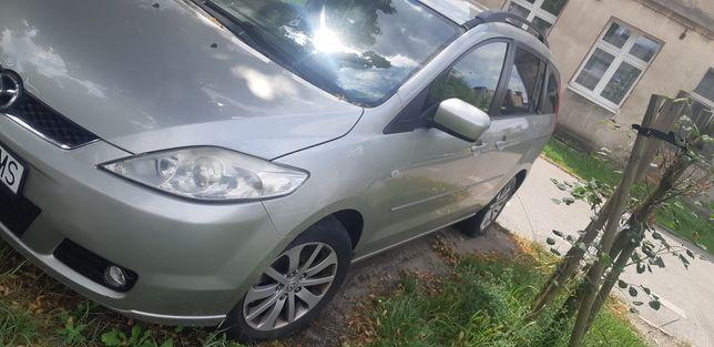 Mazda 5 CR1 minivan