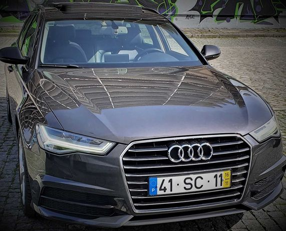 Audi A6 Avant 2.0 Tdi Ultra 190CV Cx Aut. DSG como nova