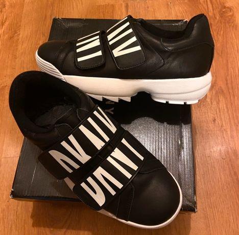 DKNY nowe buty ze skóry roz.38