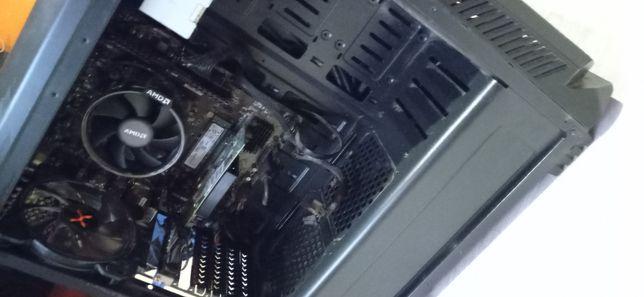 Mocny PC ryzen 7 16gb ram