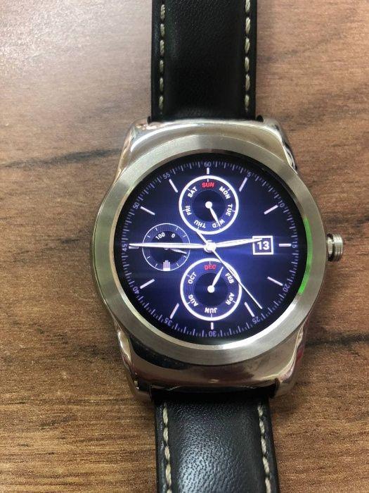 Продам смарт годинник LG Urbane W150 Ивано-Франковск - изображение 1