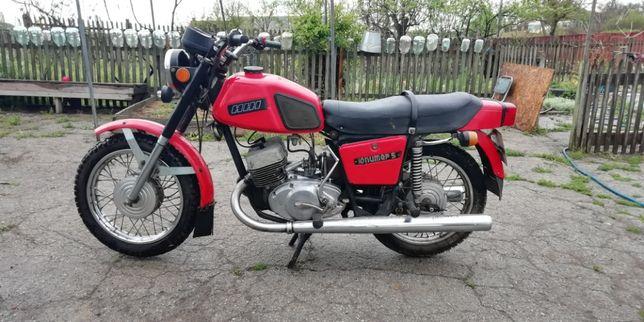 ИЖ Юпитер 5 (мотоцикл с коляской)
