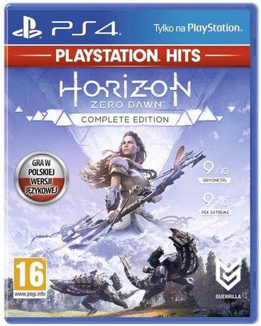 Horizon Zero Dawn Complete Edition PL dubbing PS4 Video-Play Wejherowo