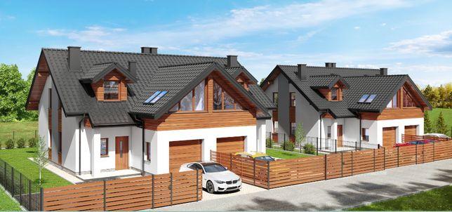 Nowy dom z garażem i ogrodem gm. Wieliczka Śledziejowice