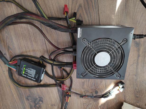 Блок питания 750W Chieftec CTG-750C