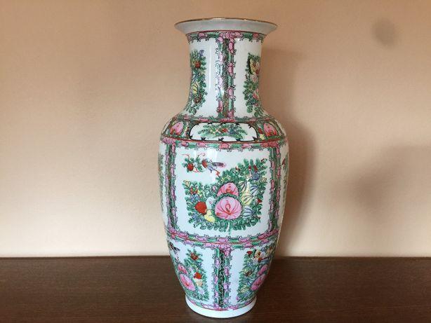 Stylowy Wazon na Kwiaty Porcelana