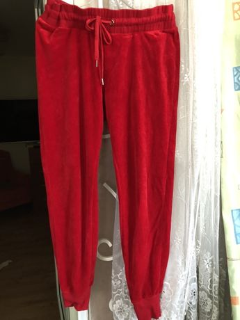 Продам спортивные велюровые брюки H&m