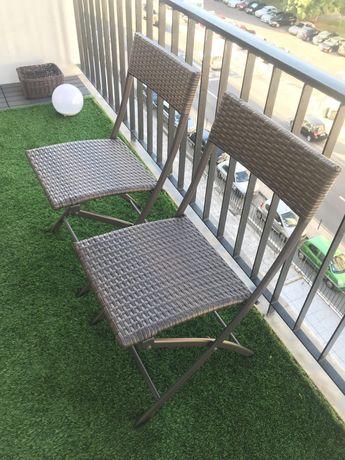 Duas Cadeiras de jardim Sagres