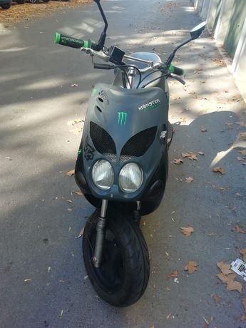 Mota 50cc Modificada